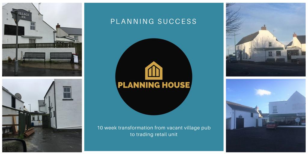 Planning Success in East Durham Village