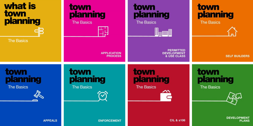 The basics of Town Planning