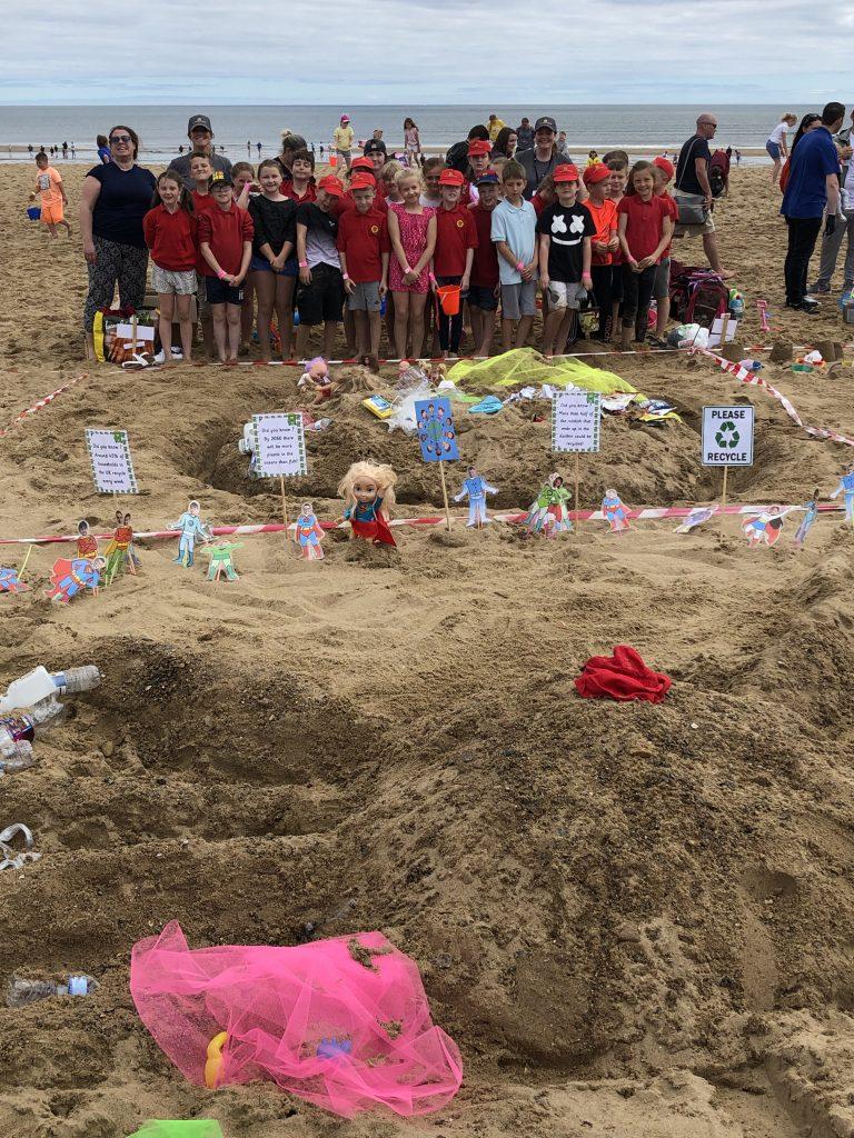 Sandcastle challenge 5