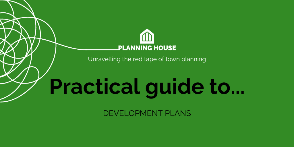 A Practical Guide to Development Plans