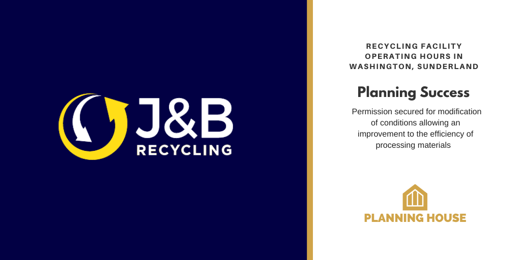 Planning Success to improve the efficiency of Recycling Facility