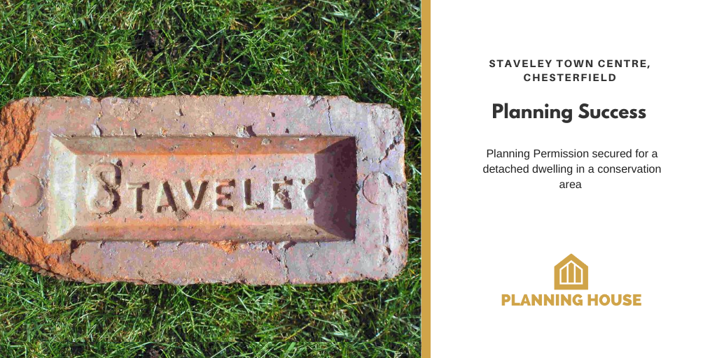 Planning Success Staveley, Chesterfield