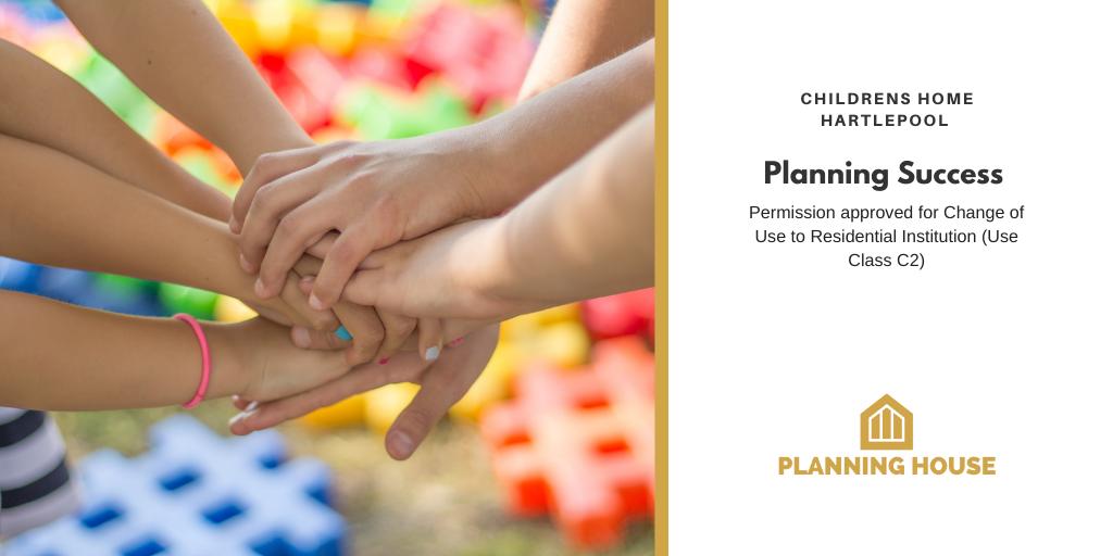 Planning Success – Hartlepool Children's Home