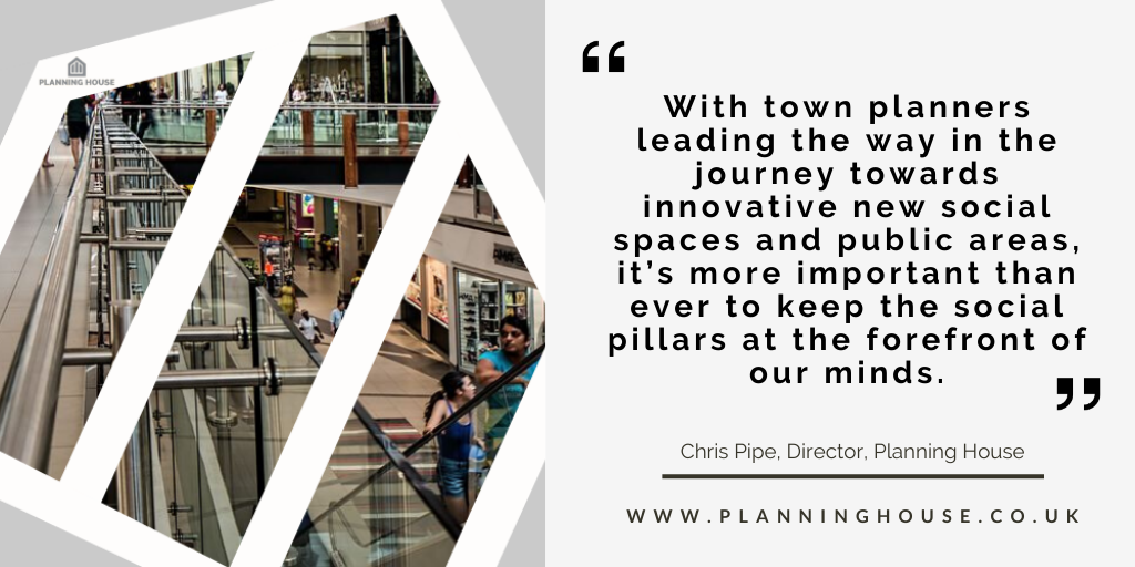 How Inclusive Town Planning can Help us all Thrive Post-Pandemic