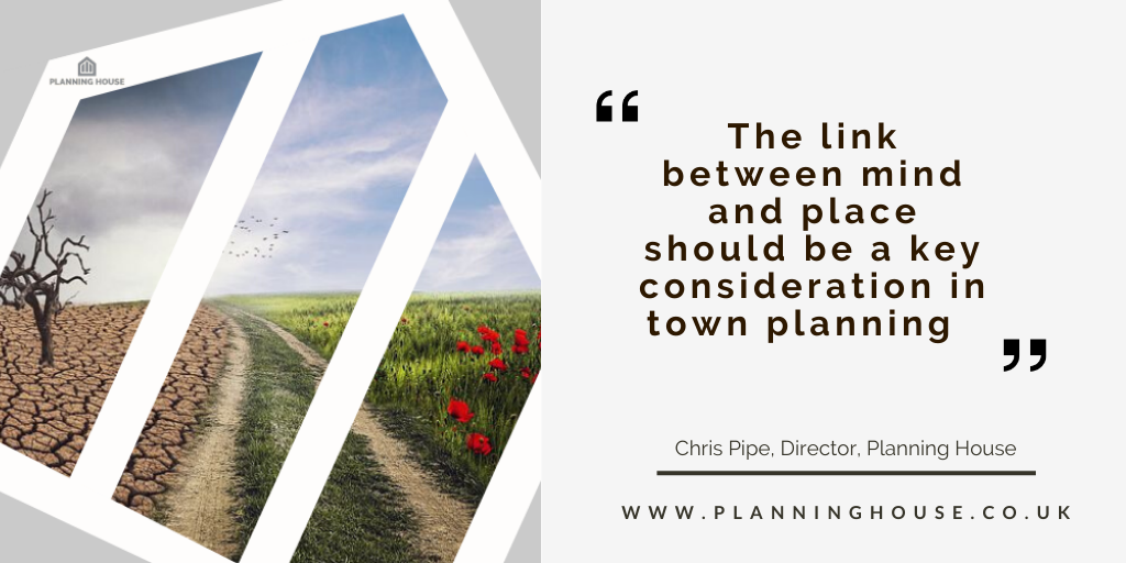 Mental Health and Town Planning
