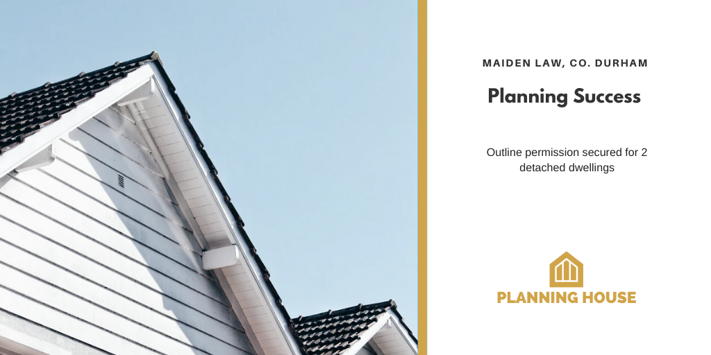 Planning Success – Residential Development in Maiden Law