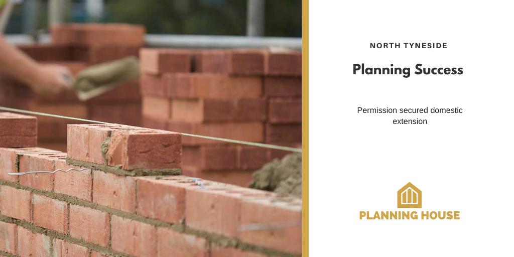 Planning Success – North Tyneside