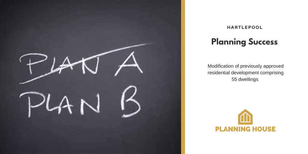 Planning Success – s73 Modification of Planning Conditions