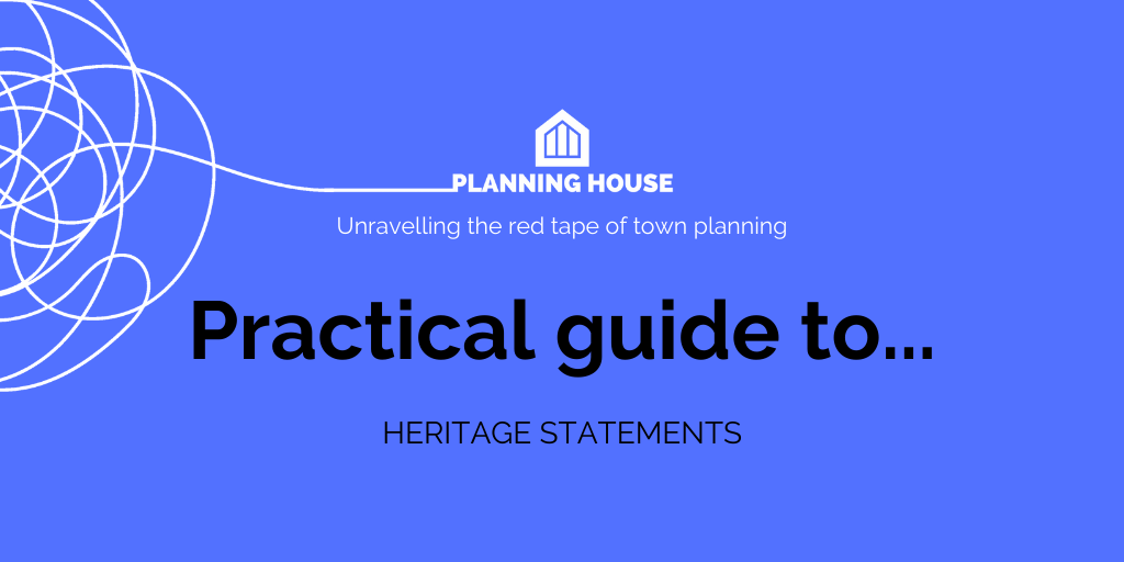 Practical Guide to Heritage Statements