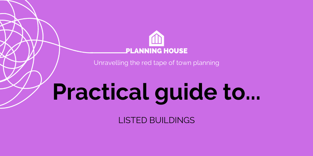 Practical guide to listed buildings