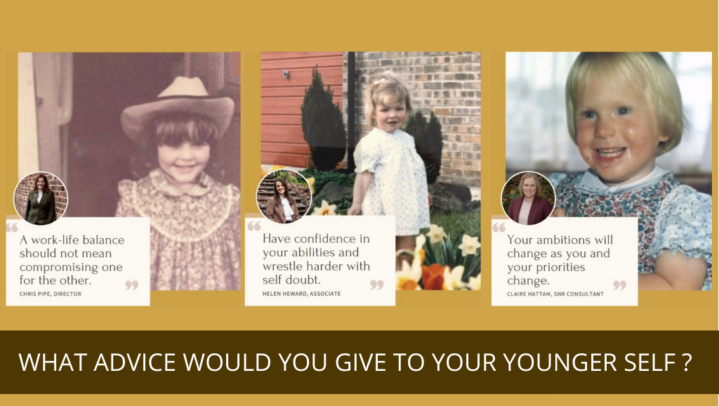 On International Women's Day, We Ask – What Advice Would You Give Your Younger Self?