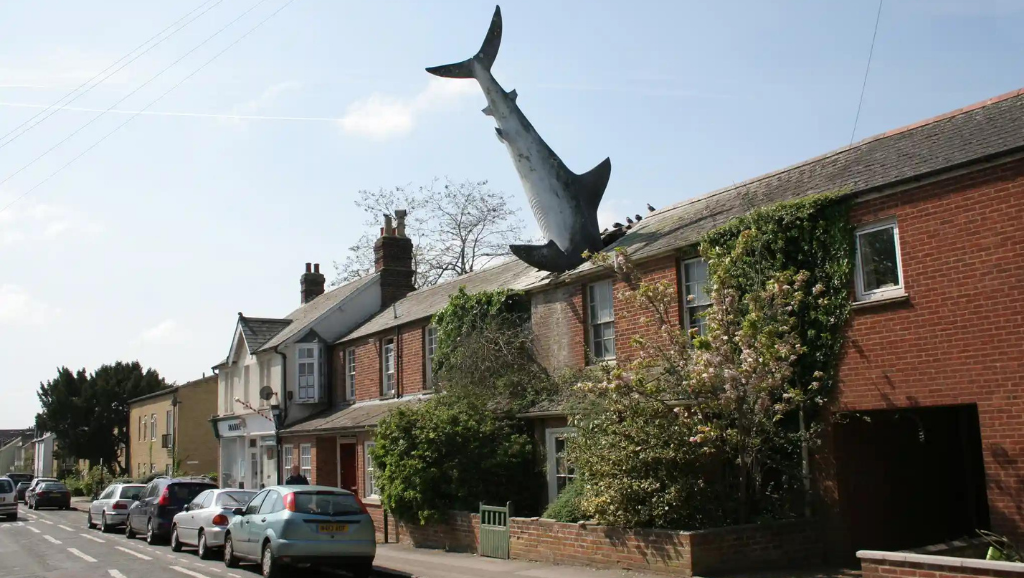The Tale of the Headington Shark