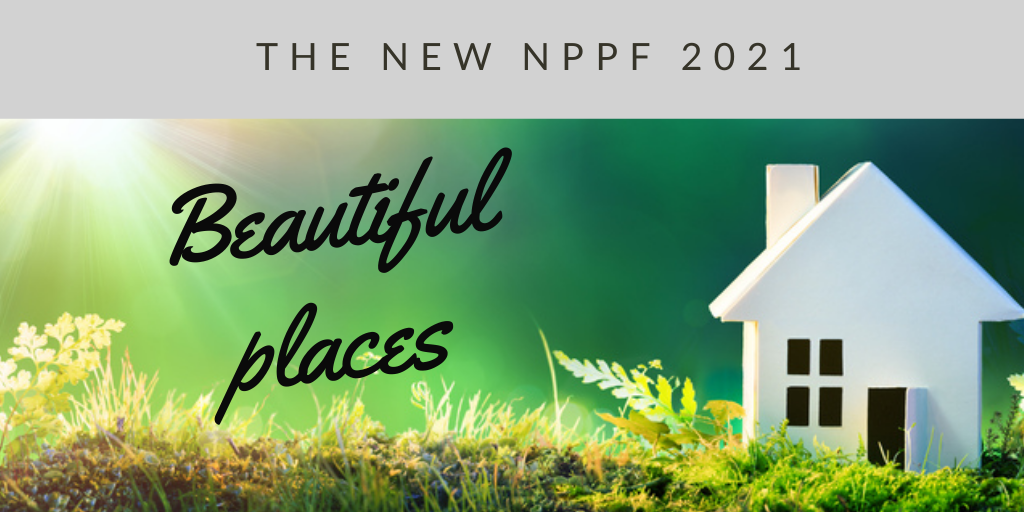 New National Planning Policy Framework (2021)