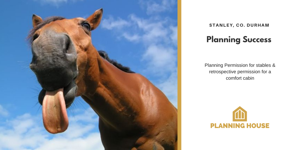 Planning Success – Stables & Cabin